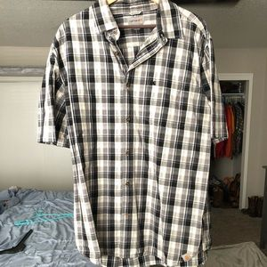 Carharrt button down shirt